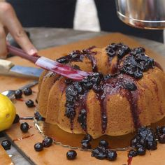 Check out Mom's Olive Oil Orange Bundt recipe and more from Sur La Table! Desert Recipes, Fall Recipes, Cookware Sale, Detox Salad, Orange Oil, Recipe For Mom, Savoury Cake, Cheesecake Recipes, Sweet Tooth