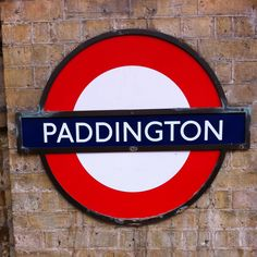 LONDON........ PADDINGTON STATION is where the Heathrow Express arrives in London.
