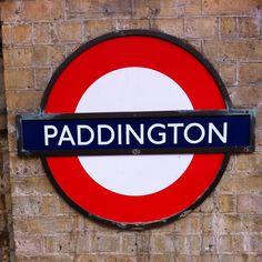 LONDON........  PADDINGTON STATION is where the Heathrow Express arrives in London.