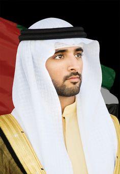 Sheikh Hamdan bin Mohammed bin Rashid al Maktoum, Crown Prince of Dubai