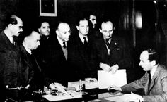 Wallenberg with Colleagues.  The Russians took him off to prison after he saved 100,000 Jews the Germans were ready to murder. This is typical of the Russian character, whether under Communist rule or Putin the current dictator. They always do the wrong thing. In Syria they are currently killing those fighting the killer dictator. These rebels are of course supported by the US as they are trying to free the country from Assad. Putin and Russia therefore are dropping bombs on the freedom…