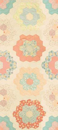 Neat quilt pattern
