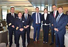 Εκδηλώσεις καλωσορίσματος για τα πρώτα πλοία του 2018 στο λιμάνι του Πειραιά