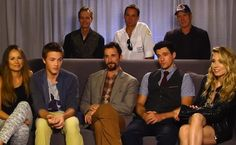 Falling Skies Cast Talks Trippy Episode, Anne's 'Return,' Intense Finale and Cochise's Real Name
