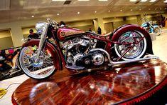 Motorcycles Lowrider Style   Lowrider Arizona Supershow Lowrider Motorcycle 36