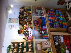Timeless Toy display in Ireland
