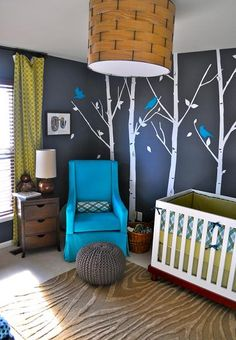 Whimsical Forest Nursery – complete item list is shared on the blog. Lot's of Etsy items...