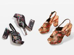 15 Of The Best Floral Shoes To Love This Spring
