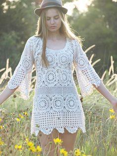 Um dia quero fazer um vestido de noiva