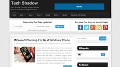 Top 7 Responsive SEO Friendly Blogger Templates Free Download ...