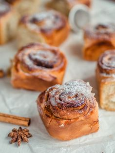 Good Morning Breakfast, Doughnut, Food Inspiration, Baking Recipes, Muffin, Food And Drink, Yummy Food, Sweets, Vegan