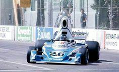 Jacques Laffite, Ligier JS5 Matra (V12 -3,0L ), 1976 United States Grand Prix West