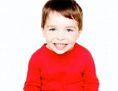 An undated handout photo featured on a Facebook memorial site shows Dylan Hockley, one of the  26 victims killed at Sandy Hook Elementary School in Newtown, Conn., on Friday, Dec. 14, 2012.