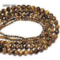 Wholesale AAA+ Faceted Tiger's eye Natural Stone Beads For Jewelry Making Bracelet DIY Material mm Strand Jewelry Making Beads, Bracelet Making, Beaded Jewelry, Cheap Beads, Bead Store, Stone Necklace, Stone Beads, Natural Stones, Linnet