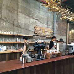 성수동 대림창고 갤러리 컬럼 성수동 카페 겸 레스토랑 : 네이버 블로그