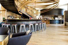 Brasserie Les Haras - Strasbourg - Les tables Maille