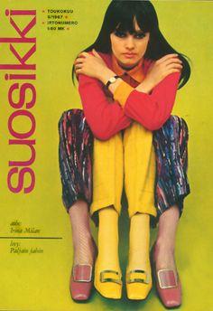 Suosikki magazine, Finland (1967)