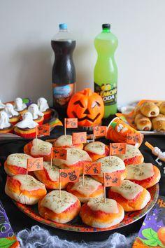 La Tavola Allegra: La mia Tavola Terrificante per Halloween 2015