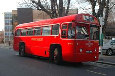 Red Bus, London Bus, Little Red, Newcastle, Buses, Busses