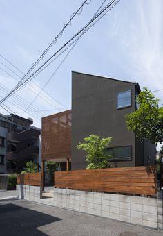 ブリコラージュ一級建築士事務所 の モダンな 家 外観