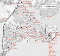 1099-1453 AD Constantinople 1