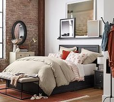 New Classic Furniture & New Furniture Designs | Pottery Barn #mypotterybarn