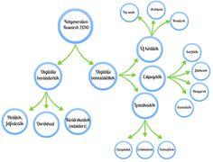 A netgeneráció újabb felosztása (Fehér-Hornyák, 2011) Netgeneration Research 2010
