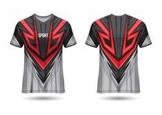 Soccer Uniforms, Team Uniforms, New T Shirt Design, Shirt Designs, Sports Jersey Design, Jersey Uniform, Shirt Template, Shirt Mockup, Black N Yellow