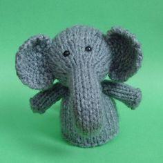(6) Name: 'Knitting : JellyBum Elephant