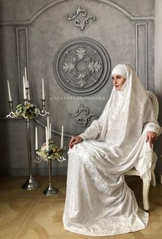 White velvet Jilbab suit with skirt, Transformer Khimar, nikkah niqab burqa, Muslim dress, long nikab, ready to wear hijab, islamic gift