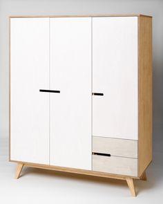Diy Furniture To Sell, Cool Bedroom Furniture, Wardrobe Furniture, Kids Room Furniture, Diy Wardrobe, Unique Furniture, Home Decor Bedroom, Furniture Design, Nordic Furniture