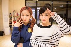 Crayon Pop's twins ChoA and Way to release duet 'I Hate You' | allkpop