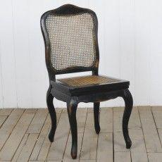 Martinique Black Chair