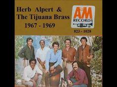 Herb Alpert & The Tijuana Brass - A&M Records - 1962 - 1969