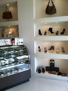 chocolate in a shoe store. best.idea.ever.chocolate in a shoe store! Smartest person. Evah!
