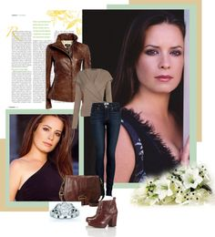 """""""Holly Marie Combs"""" by firewitch23 ❤ liked on Polyvore"""