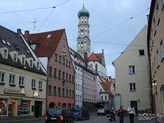 2 months of joy in Augsburg Germany.