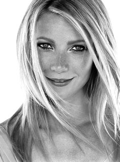 {Gwenyth Paltrow. I seriously love her so much. So pretty and so natural.