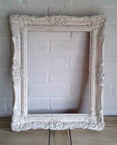 Ornate detailing on display picture frame - Elsie Rose Homewares