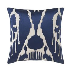 Found it at DwellStudio - Petra Admiral Pillow Cover
