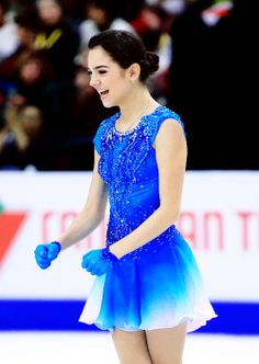 Evgenia Medvedeva Elena Radionova, Dancing Dolls, Medvedeva, Figure Skating Dresses, Hanyu Yuzuru, Inuyasha, Ice Skating, Skater Dress, Ballet Skirt