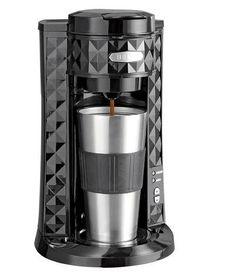 Bella Diamonds Collection Single Serve Black Coffee Maker Bella http://smile.amazon.com/dp/B018Y0VVSW/ref=cm_sw_r_pi_dp_Aku3wb1QXR38P