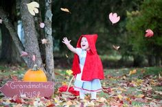 Baby Photography. Little Red Riding Hood. Photo Props.
