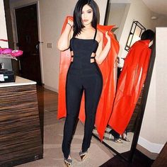 In Stock New Bandage Jumpsuit similar as the one seen on Kylie Jenner  Shop: @gravity.nyc  #fashion #style #stylish #love #Womensfashion #me #cute #photooftheday #nails #hair #beauty #kardashian #like4like #instafashion #pretty #girly #tbt #girl #girls #makeup #model #dress #skirt #shoes #heels #styles #outfit #streetstyle #jewelry #dresses #tbt