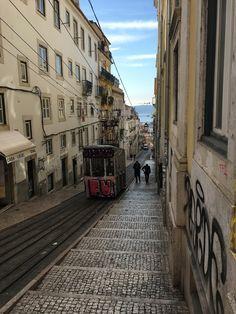 Zápisky ze sveta: Lisabonské výhledy