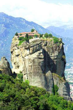Santuario Meteora, Grecia