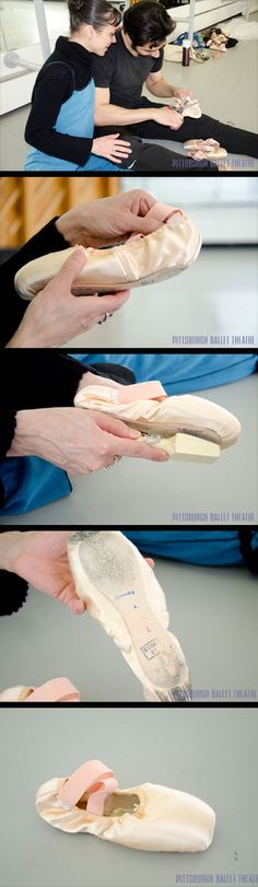 The Perfect Fit: Christine Schwaner's Pointe Shoe Process | Pittsburgh Ballet Theatre