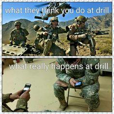 Army humor