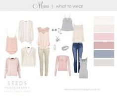 Image result for what to wear for family newborn photos