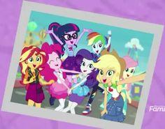 MLP EG Rollercoaster of Friendship #mylittleponys #mylittlepony #twilightsparkle #scitwi #equestriagirls #pinkiepie #rarity #rainbowdash…